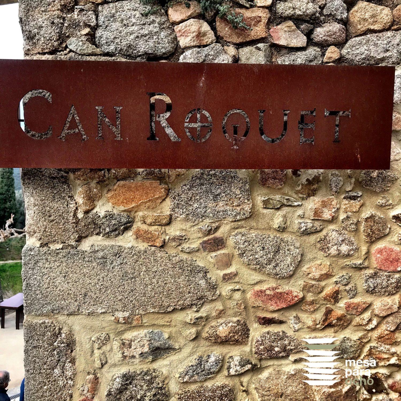 Restaurante Can Roquet, una joya en el Empordà.