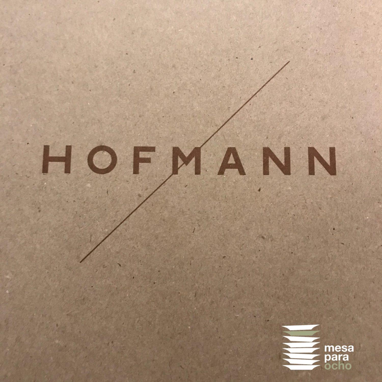 Restaurante Taverna Hofmann. Reinterpretar, sorprender y conquistar.