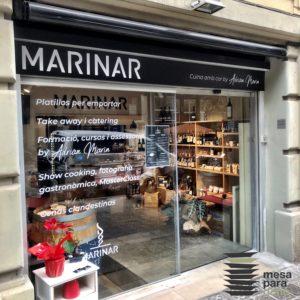Marinar by Adrián Marín