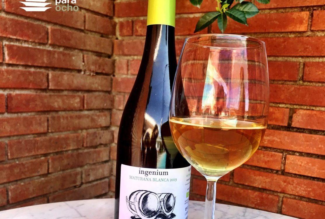 Vino Ingenium Maturana Blanca 2019. Naturaleza en estado puro
