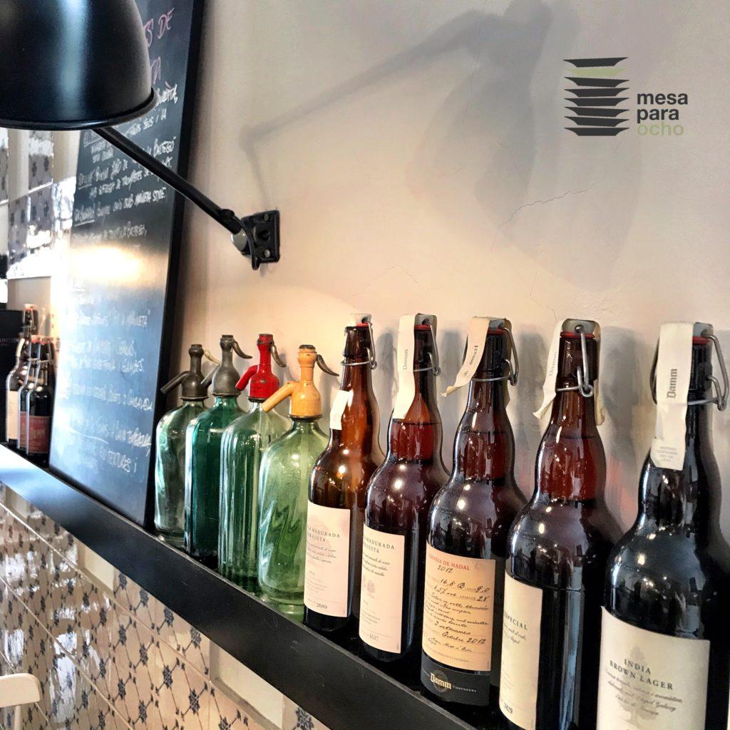 """La Marineta Restaurant. Una taverna gastronómica con toques """"de autor"""""""